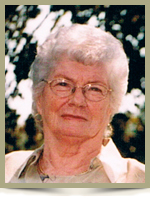 Margaret Elizabeth Gates (nee Bagley)